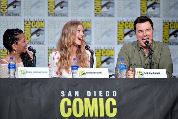 "Comic con「2019 Comic-Con International - ""The Orville"" Panel」:写真・画像(8)[壁紙.com]"