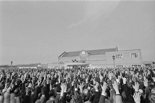 Employment And Labor「Ford Workers Strike, 1970」:写真・画像(13)[壁紙.com]