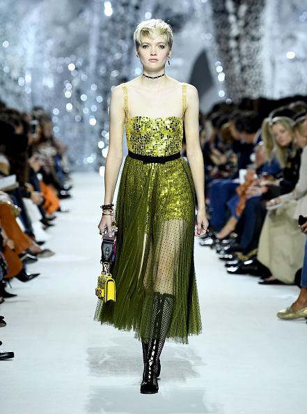 Womenswear「Christian Dior : Runway - Paris Fashion Week Womenswear Spring/Summer 2018」:写真・画像(7)[壁紙.com]