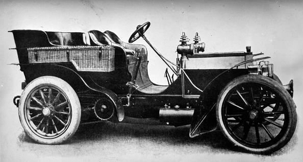 Mercedes-Benz「Rothschild's Car」:写真・画像(6)[壁紙.com]