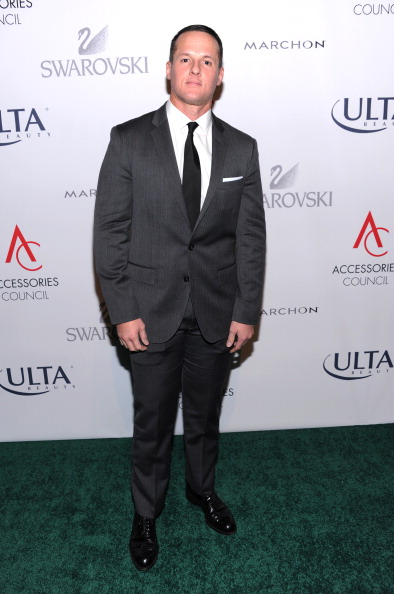 Dimitrios Kambouris「17th Annual Accessories Council ACE Awards At Cipriani 42nd  Street - Arrivals」:写真・画像(7)[壁紙.com]