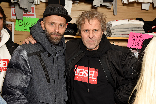 Presley Ann「Diesel opened a real knock-off store on Canal Street during NY Fashion Week」:写真・画像(2)[壁紙.com]