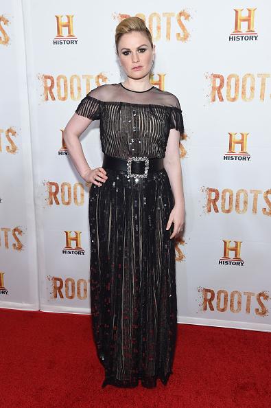 Anna Paquin「'Roots' Night One Screening」:写真・画像(3)[壁紙.com]