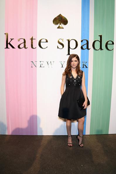 アナ・ケンドリック「Kate Spade New York - Presentation - Spring 2016 New York Fashion Week」:写真・画像(18)[壁紙.com]