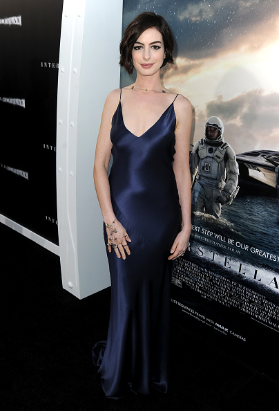 "Navy Blue「Premiere Of Paramount Pictures' ""Interstellar"" - Red Carpet」:写真・画像(16)[壁紙.com]"
