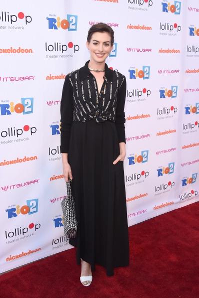"Lollipop「Lollipop Theater Network's Night Under The Stars Screening Of Twentieth Century Fox's ""Rio 2"" Hosted by Anne Hathaway - Arrivals」:写真・画像(10)[壁紙.com]"