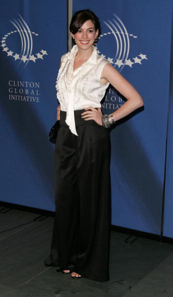 Ruffled Shirt「Clinton Global Initiative Holds Reception At Museum Of Modern Art」:写真・画像(17)[壁紙.com]