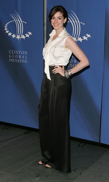 Shirt「Clinton Global Initiative Holds Reception At Museum Of Modern Art」:写真・画像(18)[壁紙.com]