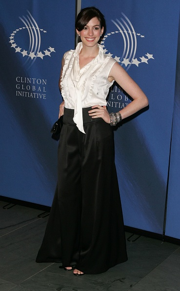 Ruffled Shirt「Clinton Global Initiative Holds Reception At Museum Of Modern Art」:写真・画像(13)[壁紙.com]