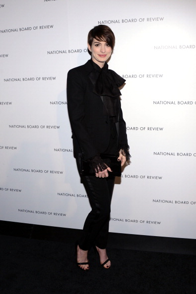Ruffled「2013 National Board Of Review Awards - Inside Arrivals」:写真・画像(17)[壁紙.com]