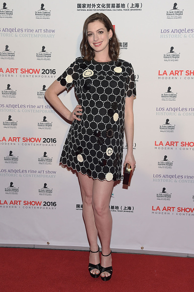 女優「LA Art Show And Los Angeles Fine Art Show's 2016 Opening Night Premiere Party Benefiting St. Jude Children's Research Hospital - Arrivals」:写真・画像(5)[壁紙.com]