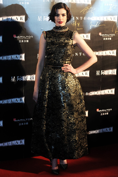 Silicon「Film Interstellar Shanghai Premiere」:写真・画像(12)[壁紙.com]