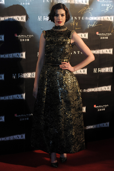 Silicon「Film Interstellar Shanghai Premiere」:写真・画像(2)[壁紙.com]