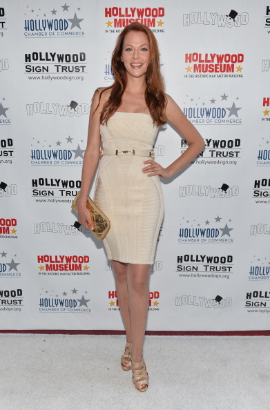 Anna Easteden「The Hollywood Chamber Of Commerce & The Hollywood Sign Trust Celebrates The 90th Anniversary Of The Hollywood Sign」:写真・画像(11)[壁紙.com]