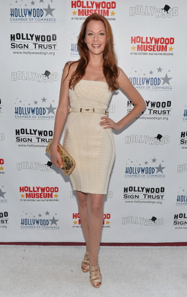 Anna Easteden「The Hollywood Chamber Of Commerce & The Hollywood Sign Trust Celebrates The 90th Anniversary Of The Hollywood Sign」:写真・画像(0)[壁紙.com]