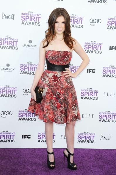 Alexander McQueen - Designer Label「2012 Film Independent Spirit Awards - Arrivals」:写真・画像(10)[壁紙.com]