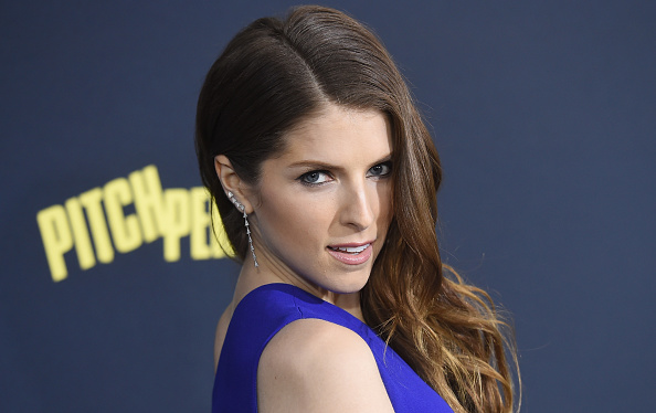 """Anna Kendrick「Premiere Of Universal Pictures' """"Pitch Perfect 2"""" - Arrivals」:写真・画像(5)[壁紙.com]"""
