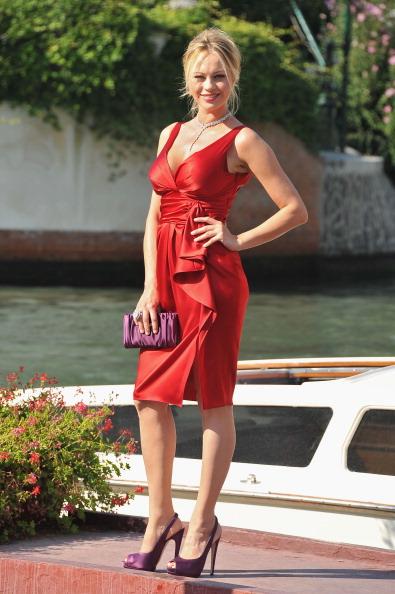 Purple「Celebrity Sightings - Day 0 - 68th Venice Film Festival」:写真・画像(14)[壁紙.com]