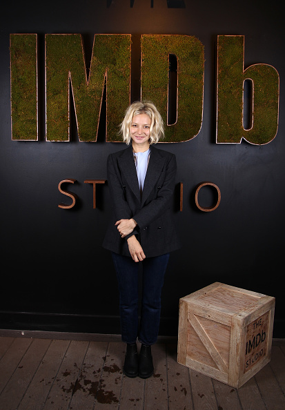 Annabelle Dexter Jones「The IMDb Studio At The 2017 Sundance Film Festival Featuring The Filmmaker Discovery Lounge, Presented By Amazon Video Direct: Day One - 2017 Park City」:写真・画像(2)[壁紙.com]