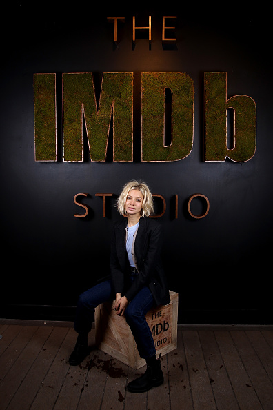 Annabelle Dexter Jones「The IMDb Studio At The 2017 Sundance Film Festival Featuring The Filmmaker Discovery Lounge, Presented By Amazon Video Direct: Day One - 2017 Park City」:写真・画像(1)[壁紙.com]