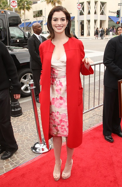 Coat - Garment「Valentino Inducted Into The Rodeo Drive Walk Of Style」:写真・画像(10)[壁紙.com]