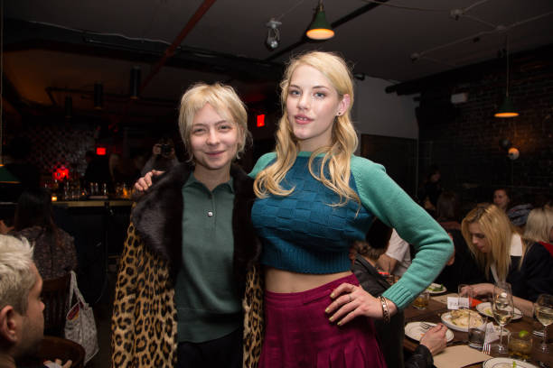 Ashley Smith + RVCA - Collaboration Launch Dinner Hosted By RVCA Founder PM Tenore And Model Ashley Smith:ニュース(壁紙.com)