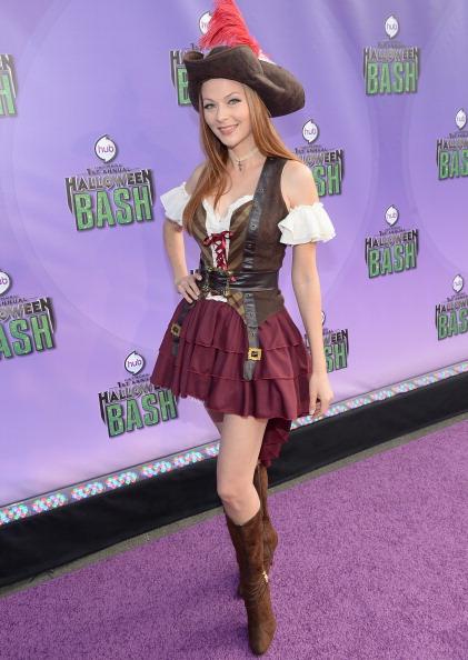 Anna Easteden「Hub Network's 1st Annual Halloween Bash - Red Carpet」:写真・画像(10)[壁紙.com]