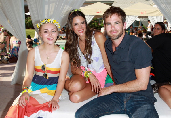 AnnaSophia Robb「LACOSTE L!VE 4th Annual Desert Pool Party - Day 1」:写真・画像(7)[壁紙.com]