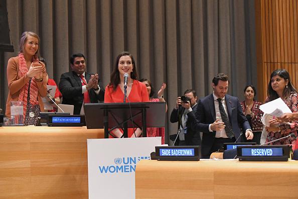 United Nations Building「2017 International Women's Day」:写真・画像(6)[壁紙.com]