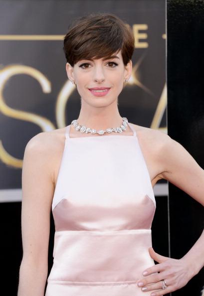 ショートヘア「85th Annual Academy Awards - Arrivals」:写真・画像(10)[壁紙.com]