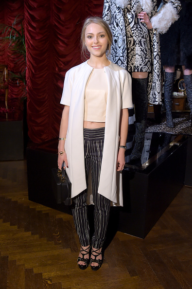 Michael Loccisano「alice + olivia by Stacey Bendet Fall 2015 Collection Presentation - Arrivals And Backstage」:写真・画像(2)[壁紙.com]