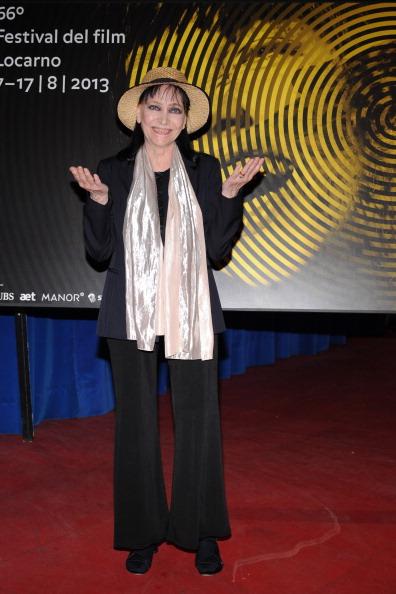 アンナ・カリーナ「66th Locarno Film Festival - August 8, 2013」:写真・画像(15)[壁紙.com]
