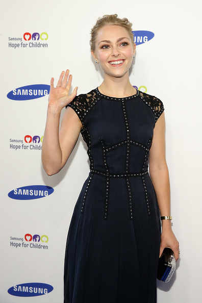 AnnaSophia Robb「Samsung Hope For Children Gala 2014 - Arrivals」:写真・画像(10)[壁紙.com]