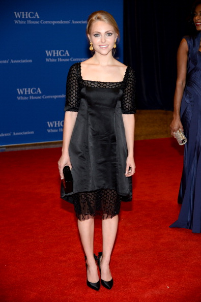アナソフィア ロブ「100th Annual White House Correspondents' Association Dinner - Arrivals」:写真・画像(13)[壁紙.com]