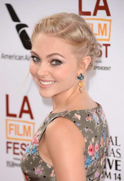 """AnnaSophia Robb「2013 Los Angeles Film Festival Premiere Of The Fox Searchlight Pictures' """"The Way, Way Back"""" - Arrivals」:写真・画像(7)[壁紙.com]"""