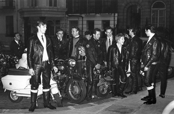 Boys「Ton-Up Gang」:写真・画像(4)[壁紙.com]
