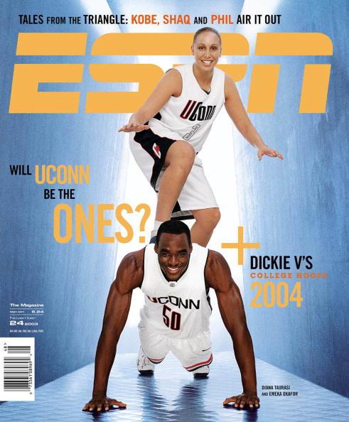 エメカ オカフォー「ESPN The Magazine College Hoops Preview」:写真・画像(14)[壁紙.com]