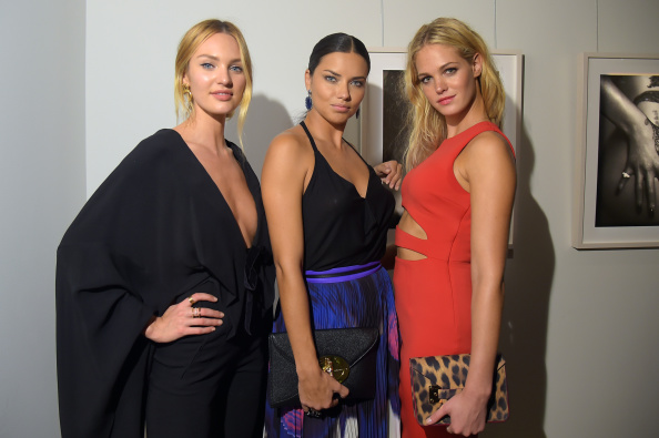 エリン・ヘザートン「Victoria's Secret Hosts Russell James' 'Angels' Book Launch」:写真・画像(12)[壁紙.com]