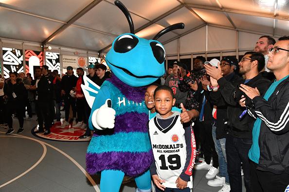 キャラクター「McDonald's Partners With Bleacher Report To Celebrate McDonald's All American Games During Pro Basketball's Biggest Weekend」:写真・画像(2)[壁紙.com]