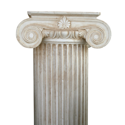 Greek Culture「A Grecian style scrolled column」:スマホ壁紙(18)