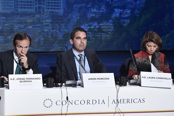 Chinchilla - Rodent「2018 Concordia Americas Summit - Day 1」:写真・画像(8)[壁紙.com]