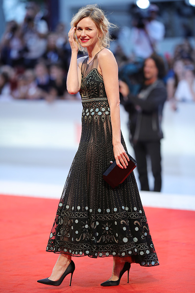 Embroidery「Suspiria Red Carpet Arrivals - 75th Venice Film Festival」:写真・画像(7)[壁紙.com]