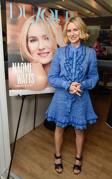Ruffled Shirt「DuJour Media's Jason Binn and Naomi Watts Memorial Day Kick-Off」:写真・画像(7)[壁紙.com]