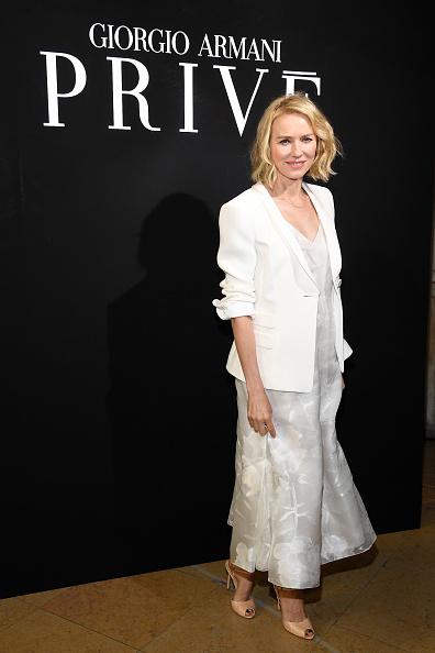 ブランド ジョルジオアルマーニ「Giorgio Armani Prive : Front Row - Paris Fashion Week - Haute Couture Fall/Winter 2017-2018」:写真・画像(14)[壁紙.com]