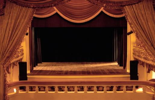 Curtain「Classical Theatre」:スマホ壁紙(12)