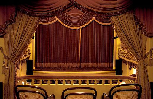 Classical Theater「Classical Theatre」:スマホ壁紙(5)