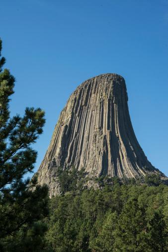 Basalt「Devils Tower National Monument」:スマホ壁紙(0)