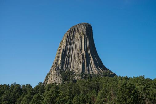 Basalt「Devils Tower National Monument」:スマホ壁紙(1)