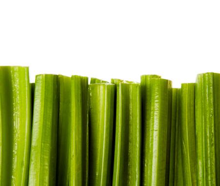 Celery「Sidelit celery fingers against white background」:スマホ壁紙(7)