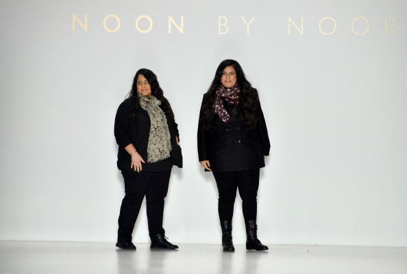 Noon by Noor「Mercedes-Benz Fashion Week Fall 2014 - Official Coverage - Best Of Runway Day 5」:写真・画像(13)[壁紙.com]
